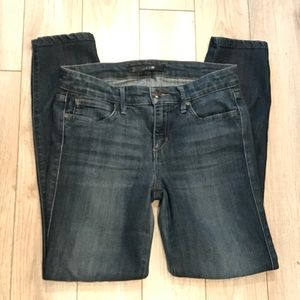 Joes jeans size 27 low rise skinny Celia EUC